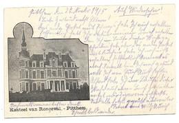 Tielt  /  Pittem   * Pitthem -  Kasteel Van Ronceval  (Feldpost 1915) - Tielt