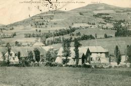 LA FESTINIERE VUE GENERALE ET LA PIERRE PERCEE 1905 - Sonstige Gemeinden