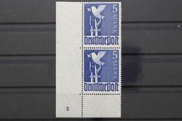 Gem. Ausgaben, MiNr. 962, Ecke Li. Unten PL-Nr. 2, Ungebraucht / Unused - Zona AAS