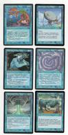 Magic The Gatering - Lotto 6 Carte - Vedi Foto - (FDC31056) - Lots