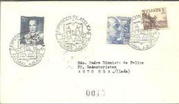 MATASELLOS MALAGA 1953 - 1951-60 Cartas
