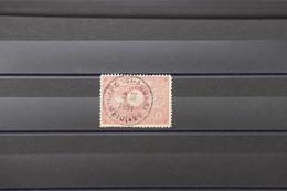 CHINE / JAPON - Oblitération De Shanghai Sur Timbre Japonais En 1894 - L 102507 - Gebruikt