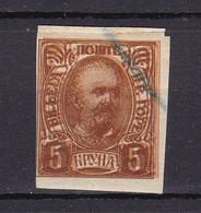 Montenegro - 1902 Year - Michel 49 U DD Double Druck - MNH - 120 Euro - Montenegro