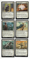 Magic The Gatering - Lotto 6 Carte - Vedi Foto - (FDC31060) - Lots