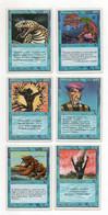 Magic The Gatering - Lotto 6 Carte - Vedi Foto - (FDC31061) - Lots