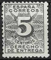 SPAIN # FROM 1931  STAMPWORLD 557(*) - 1931-50 Ungebraucht