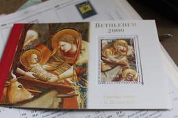 Palestine ** Bethléem 2000 - C132 - Carnet - Palestina