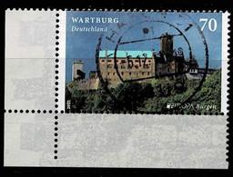 Bund 2017,Michel# 3310 O Luther/ Wartburg - Gebruikt