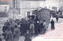 58 - Nievre - Foire En Morvan - Le Charlatan - Bureau De L Octroi - Sin Clasificación