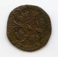 Monnaie 1614. à étudier. /124 - Unknown Origin