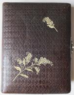 Album à Fermoir Avec 100 Photographies Familiale Type Cabinet ( Grande Partie Militaire ) Calais - Bordeaux - B.E - - Antiche (ante 1900)