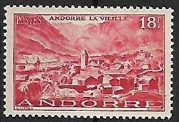 ANDORRE N°134 N* - Ongebruikt