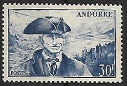 ANDORRE N°137 N* - Ongebruikt