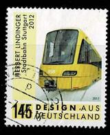 Bund 2017,Michel# 3349 O Design - Stadtbahn Stuttgart - Usados