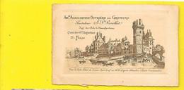 PARIS Gravure De 1670 Revellat Quiai Des Augustins () (75) - Zonder Classificatie
