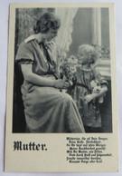 AK Glückwunschkarte Muttertag, Amag - Albrecht & Meister AG - Berlin, N.gelaufen - Other