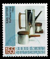 Bund 2020,Michel# 3570 O Design In Deutschland, Selbstklebend - Gebruikt
