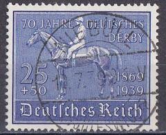 Deutsches Reich 1939 - Mi.Nr. 698 - Gestempelt Used - Usati