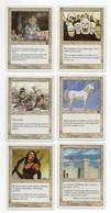 Magic The Gatering - Lotto 6 Carte - Vedi Foto - (FDC31062) - Lots