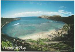 1 AK USA Hawaii * Hanauma Bay - Ein Erloschener Vulkankrater Auf Der Hawaii-Insel Oʻahu * - Oahu