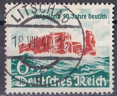 Deutsches Reich 1940 - Mi.Nr. 750 - Gestempelt Used - Usati