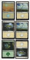 Magic The Gatering - Lotto 6 Carte - Vedi Foto - (FDC31065) - Lots