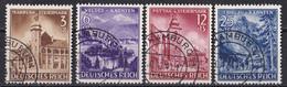 Deutsches Reich 1941 - Mi.Nr. 806 - 809 - Gestempelt Used - Gebraucht