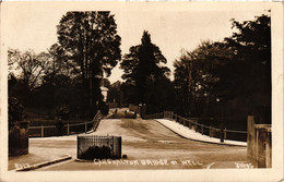Angleterre - SUR - Carshalton Bridge - Well - Surrey