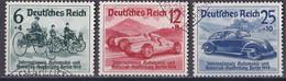 Deutsches Reich 1939 - Mi.Nr. 686 - 688 - Gestempelt Used - Gebraucht