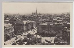 (36949) Foto AK Wien, Schottentor, 1931 - Non Classificati