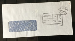 Great Britain - 2003 Revenue Protection Cover - Deficient Postage - Liverpool APC - Portomarken
