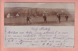 RARE EARLY 1899 PHOTO POSTCARD CZECH REPUBLIC - RADIMER - ROTHMUEHL - PHOTOGRAPHER - Tschechische Republik
