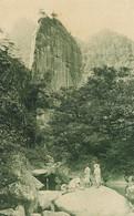 View The Government Railways Of Chosen  Kongosan - Corea Del Sud