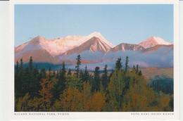 Yukon Kluane National Park Uncirculated/ask Verso - Yukon
