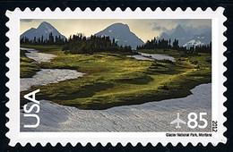Etats-Unis / United States (Scott No.C149 - Glacier National Park) (o) TB / VF - Used Stamps