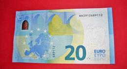 20 EURO GERMANY / DEUTSCHLAND R007I6 - RA3912689112 - R007 I6 - UNC NEUF - 20 Euro
