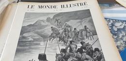 M I 04/GUERRE RUSSIE JAPON KHARBINE PORT ARTHUR /COREE /MAROC TANGER /SOUFFLEURS VERRE GREVE JUMET /LUAN PRABANG ROI - 1900 - 1949