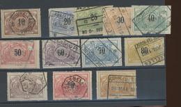 TR 15/27 Ø Sauf Le 15c Cote 46,--€ - 1895-1913