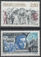 Année 1991 - N° 407 - 408 - 412 - Championnats De Pétanque - Mozart - Vierge De Sant Julia I Sant Germa - 3 Valeurs - Ongebruikt