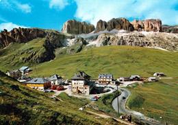 1 AK Italien * Dolominten - Pordoijoch - Die Sella Gruppee - Sass Pordoi * - Andere Städte