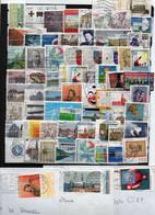Lot De Timbres Oblitérés, Détachés Et Sur Lettres - ALLEMAGNE - Lots & Kiloware (mixtures) - Max. 999 Stamps