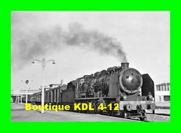 ACACF 466 - Train - Loco 231 D 608 En Gare- SAINT-NAZAIRE - Loire Atlantique - SNCF - Trains