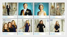 Aruba 2018 S - Royal Family 2018 - Armenien