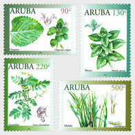Aruba 2019 S - Medicinal Plants 2019 - Armenien
