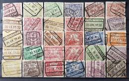 Belgique - België - Timbre(s) (O) - 1 Scan(s) - TB - 1067 - 1895-1913