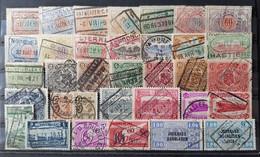 Belgique - België - Timbre(s) (O) - 1 Scan(s) - TB - 1068 - 1895-1913