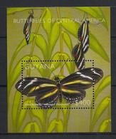 Guyana - 2002 - Bloc Feuillet BF N°Yv. 440 - Papillon / Butterfly - Neuf Luxe ** / MNH / Postfrisch - Schmetterlinge