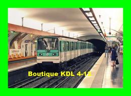ACACF 478 - Métro MF 67 à La Station Rue Du Bac - PARIS - RATP - Metropolitana