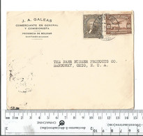 Ecuador Santiago To Sandusky Ohio July 24 1930 ...............(Box 6) - Equateur