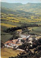 48 - Chomérac - Le Collège D'Enseignement Technique Et Le Massif Du Coiron - Vue Aérienne - Sonstige Gemeinden